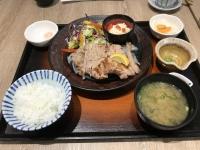 塩麹松阪豚定食200311