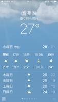 蘆洲27℃200325
