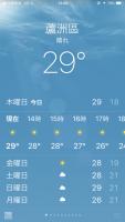 蘆洲區29℃200416