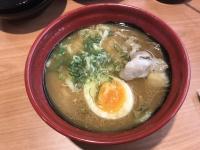 7種魚介濃厚味噌拉麵200507
