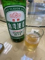 台湾金牌ビール200513