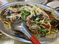 清蒸石斑魚(ハタ蒸し)200513