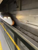 台湾新幹線で新竹へ200516