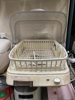 旧食器乾燥機開けた200521