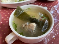 排骨スープ200531