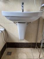 浴室TOTO脚無し洗面台200622