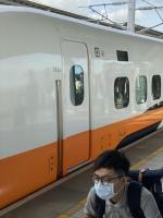 台湾新幹線で台北へ200628