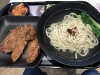 梁社漢の排骨麺200630