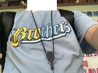 中信兄弟TシャツでUnigirls出待ち200703