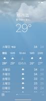 楠西區29℃200721