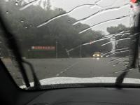 台風で大雨200803