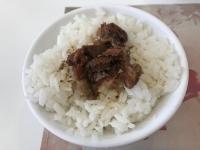 牛肉そぼろご飯200805