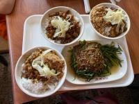 魯肉飯魚鬆魯肉飯200829