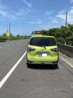 西濱快速公路南端で一服200830