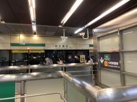 松江南京で乗り換え201031