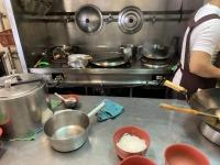 オープンキッチン201105