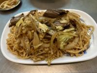 乾炒鱔魚意麵201105