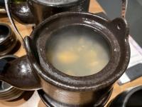 シジミ土瓶蒸しスープ201107