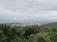 台北101が見える201110