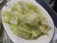 炒高麗菜201119