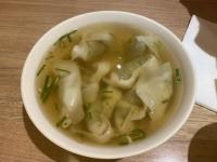 菜肉餛飩湯201127