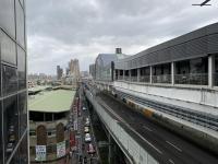景安駅全景201225