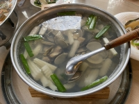 山藥蛤蜊湯201231