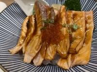 鮭親子丼210101