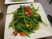蝦醬青菜210106