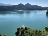 石門ダム湖210114