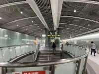 MRT松山構内210116
