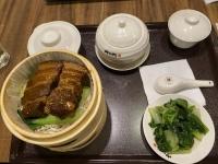 東坡肉ビーフンセット210122