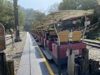 トロッコ列車かと思いきや210125