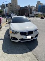 BMWにチアガール初乗車210130