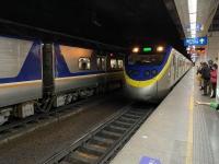 松山から台鉄乗車210131