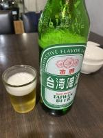 台湾金牌ビール210211