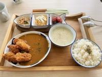 広島カキフライ定食210212