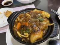海鮮豆腐煲210227