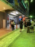 台南棒球場出口210403