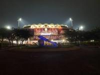 臺北市天母棒球場210409