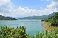 曾文ダム湖奥200722