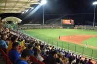 花蓮内野3塁側200813