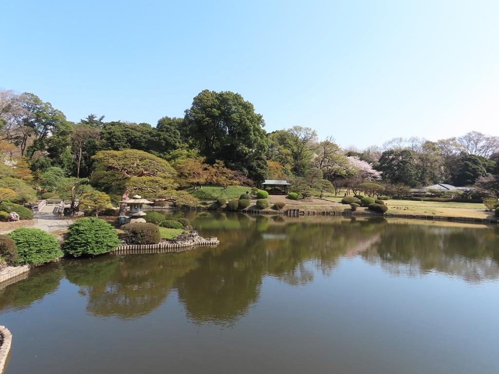 新宿御苑の風景(その1)