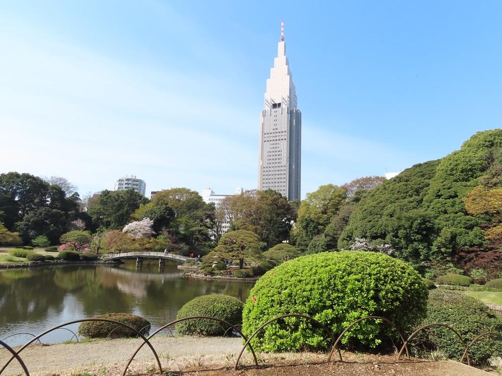 新宿御苑の風景(その2)