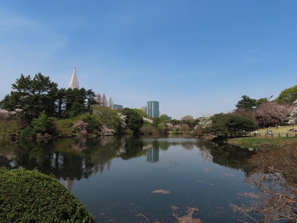新宿御苑の風景(その3)