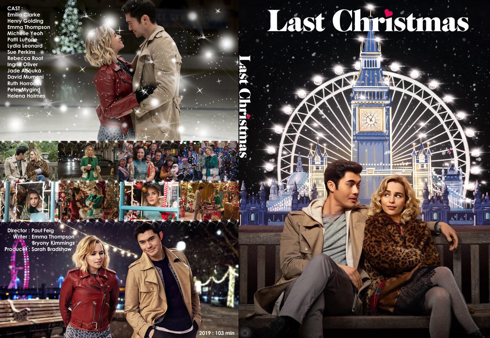 クリスマス ラスト