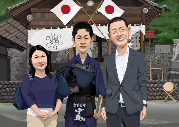 200405-家族の肖像