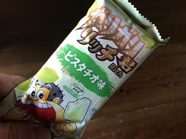 200502-ガリガリ君リッチピスタチオ味