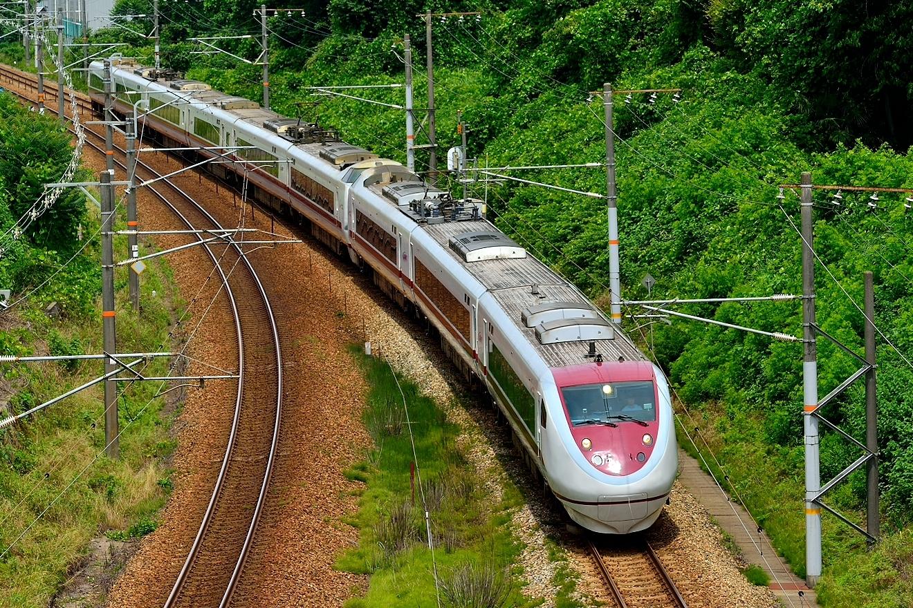 D600・20130623・681系(1009М・呉羽~富山)10422