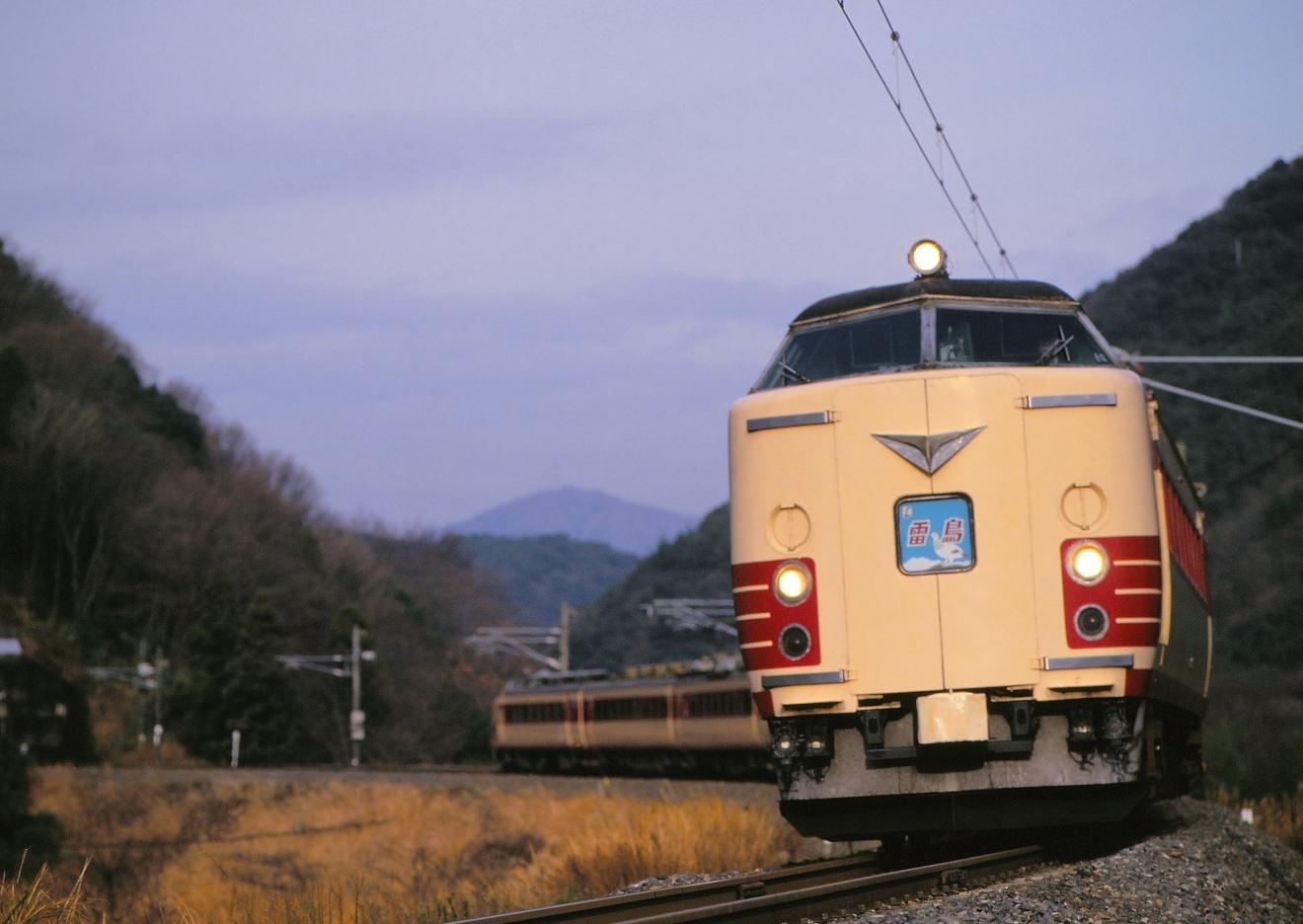 645・19921219・485系(4018М・敦賀~新疋田)IMG_20200412_0008